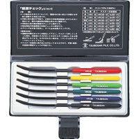 ツボサン(TSUBOSAN) 硬度チェック MA00600 1セット 333-3736 (直送品)