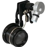 京葉光器 リーフ クリップライト付アイルーペ CPE-50LED 1個 355-6824 (直送品)