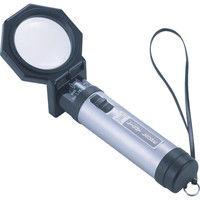 京葉光器 リーフ 新ライトルーペ LI-22N 1個 321-4770 (直送品)