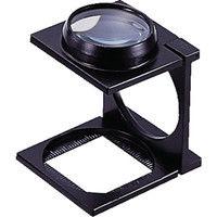 京葉光器 リーフ 三ツ折り型ルーペZ型 Z30-1C 1個 219-1342 (直送品)
