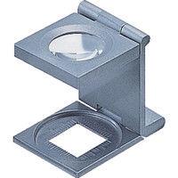 京葉光器 リーフ 三ツ折型ルーペ A10-2 1個 219-1156 (直送品)