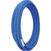 タブチ TBC 保温付架橋ポリエチレン管ブルー20mm×20M HC-20HON5B-20M MAKI 1巻 328-1256 (直送品)