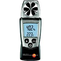テストー(TESTO) ポケットラインベーン式風速計 TESTO410-2温湿度計付 TESTO-410-2 1個 333-7456 (直送品)