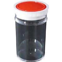 瑞穂化成工業 スチロール棒瓶200ml 0438 1個 294-3646 (直送品)