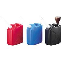 瑞穂化成工業 扁平缶レッド20L 0482 1個 221-7414 (直送品)