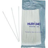 クリーンクロス HUBY コットンアプリケーター (6000本入) CA-005MB 1箱(6000本) 365-1924 (直送品)