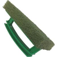 スリーエム ジャパン(3M) ハンドブラシ(一体型タイプ) 緑パッド 95X150mm H/BRUSH GRE 1個 303-5701 (直送品)