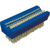 クロダブラシ ネイル&ハンドブラシP(1ダース=12個入) NHP-01-1DZ 1箱(12個) 324-0401 (直送品)