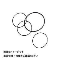 NOK(エヌオーケー) Oリング 1種A ニトリルゴム(3.5mmX25.2mm) 10個入り OR-1AP25.5-N 354-8406 (直送品)