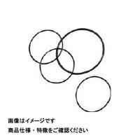 NOK(エヌオーケー) Oリング 1種A ニトリルゴム(2.4mmX19.8mm) 10個入り OR-1AP20-N 354-8341 (直送品)