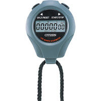 リズム時計(Rhythm Watch) シチズン ストップウオッチ 8RDA04-008 1個 239-7455 (直送品)