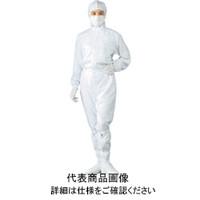 東洋リントフリー Linet クリーンスーツ L ホワイト FH199C01L 1着 388ー2055 (直送品)