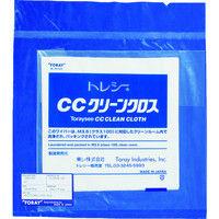 東レ(TORAY) トレシー CCクリーンクロス 19.0×19.0cm (10枚/袋) CC1919H-10P 1袋(10枚) 387-1754 (直送品)