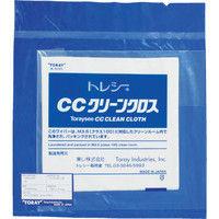 東レ(TORAY) トレシー CCクリーンクロス 24.0×24.0cm (10枚/袋) CC2424H-10P 1袋(10枚) 387-1762 (直送品)