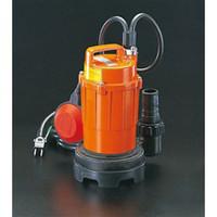 esco(エスコ) AC100V(50Hz)/32mm水中ポンプ(汚水用/オート) EA345JL-50 1台 (直送品)