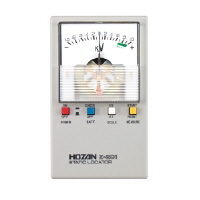 ホーザン(HOZAN) Z-201-TA 静電気チェッカー 校正証明書付 1個 (直送品)