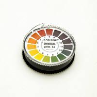 【アウトレット】アズワン pH試験紙 pH0-14 1-1254-01