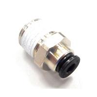 アークランドサカモト(ARCLAND SAKAMOTO)ARC チューブフィッター メイルコネクター FSM4ー02 1セット(18個)(直送品)