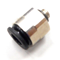 アークランドサカモト(ARCLAND SAKAMOTO)ARC チューブフィッター メイルコネクター FSM6ーM5 1セット(18個)(直送品)