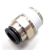 アークランドサカモト(ARCLAND SAKAMOTO)ARC チューブフィッター メイルコネクター FSM8ー03 1セット(12個)(直送品)