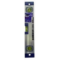アークランドサカモト(ARCLAND SAKAMOTO) ARC アルミ水平器 300mm N04111 1セット(6本) (直送品)