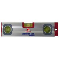 アークランドサカモト(ARCLAND SAKAMOTO) ARC アルミ水平器 200mm マグネット付 N04103 1セット(3本) (直送品)