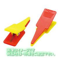 マイゾックス(Myzox) マイゾックス ポイントクリップ 赤/黄(4ヶ1袋) PK-1 210813 1袋(4個) (直送品)