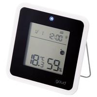 エレコム 温湿度警告計/熱中症・インルエンザ対応/ブラック OND-01BKK 1個 (直送品)
