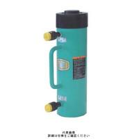 大阪ジャッキ製作所 パワージャッキ(油圧戻りタイプ) E30H20 1台 (直送品)
