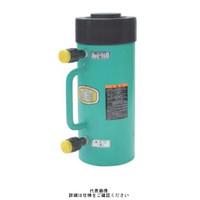 大阪ジャッキ製作所 パワージャッキ(油圧戻りタイプ) E50H50 1台 (直送品)