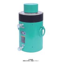 大阪ジャッキ製作所 パワージャッキ(油圧戻りタイプ) ET200H100 1台 (直送品)