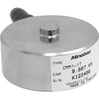 ミネベアミツミ(MinebeaMitsumi) 小型圧縮型ロードセル CMM1・CMM1R CMM1R-500K 1個 (直送品)