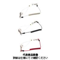 新潟精機 セフティーコード SFC-18R レッド 1セット(8本) (直送品)