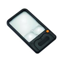 新潟精機 LEDライトルーペ LFL-357 1セット(10個) (直送品)