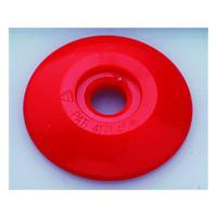 新潟精機 コノエ ダブル W-2-10 赤 10個入 アカ 1セット(300個:10個×30セット) (直送品)