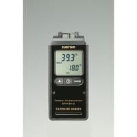 文化貿易工業 BBK デジタル温湿度計 CTH-01U 1個 (直送品)