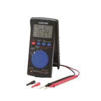 文化貿易工業 BBK AC検電機能付デジタルテスター M-08L 1セット(2個) (直送品)