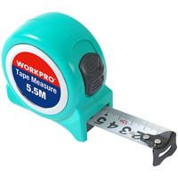 GREATSTAR WORKPRO オートロックメジャー25mm幅5.5m W061029AJ (直送品)