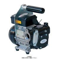 アクアシステム(AQUA SYSTEM) ハンディ電動ポンプ (ドラム缶・灯油軽油用・流量計・オートストップガン付) EVPD-56K24ATN (直送品)