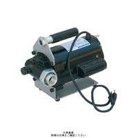 アクアシステム(AQUA SYSTEM) 流量計付き電動ハンディポンプ (ドラム缶・オイル用・流量計付) K33EVD-100 1台 (直送品)