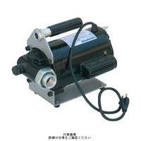 アクアシステム(AQUA SYSTEM) ハンディ電動オイルポンプ汎用タイプ100V(オイル用)大容量 EV-100H 1台 (直送品)