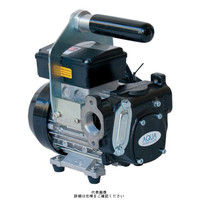 アクアシステム(AQUA SYSTEM) ハンディ電動ポンプ 灯油軽油用 100V EVP56-100 1台 (直送品)