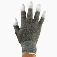 エンジニア 帯電防止手袋 ZC-52 1セット(5個) (取寄品)