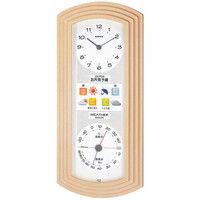 ウェザーパルEX・お天気時計 BW-5267 エンペックス (直送品)