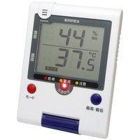 健康モニタプラス2(熱中症・インフルエンザ) TD-8188 エンペックス (直送品)