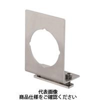 岩田製作所 計測機器 圧力ゲージブラケット(アナログ用) Lタイプ PAL1-01S 1セット(5個) (直送品)