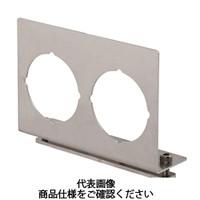 岩田製作所 計測機器 圧力ゲージブラケット(アナログ用) Lタイプ PAL2-01S 1セット(5個) (直送品)