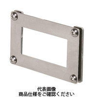岩田製作所 計測機器 圧力ゲージブラケット(デジタル用) ストレートタイプ PDS2-01S 1セット(5個) (直送品)