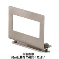 岩田製作所 計測機器 圧力ゲージブラケット(デジタル用) Lタイプ PDL2-01S 1セット(5個) (直送品)