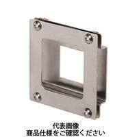 岩田製作所 計測機器 圧力ゲージブラケット(デジタル用) オフセットタイプ2 PDH1-01S 1セット(2個) (直送品)